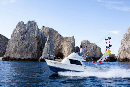 Tracy Ann Baja California Sur pesca