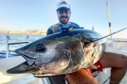 Tuna Paradise with JG Gibraltar pesca