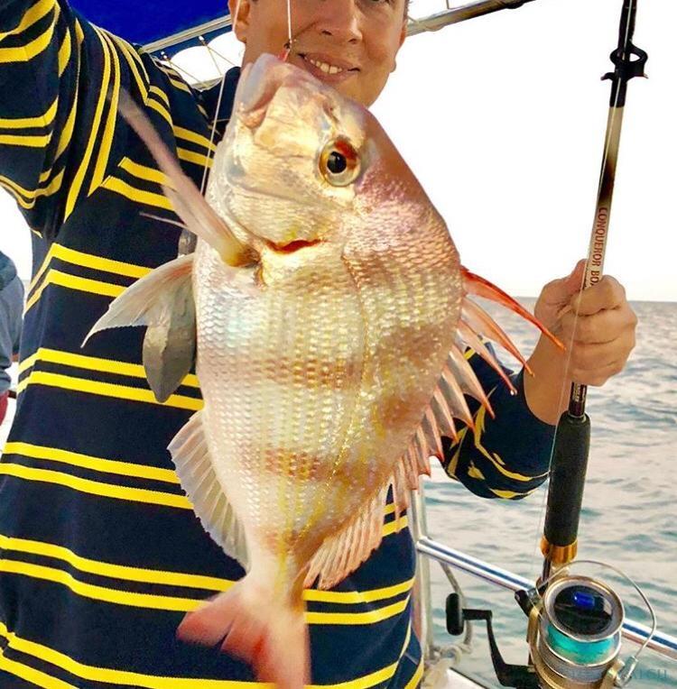Charter de pesca UAQ1