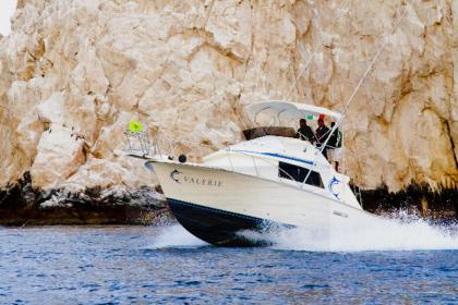 Valerie Baja California Sur pesca