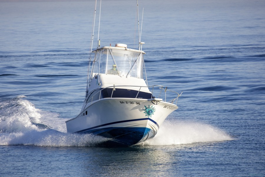 Charter de pesca Victoria