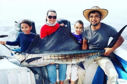 White Marlin Mazatlán pesca