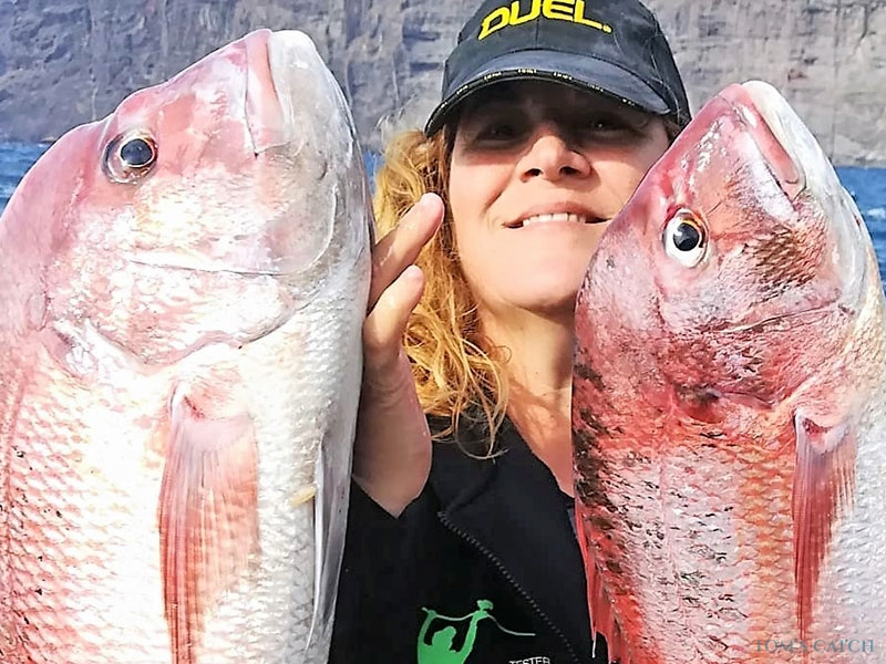 Charter de pesca White Tuna