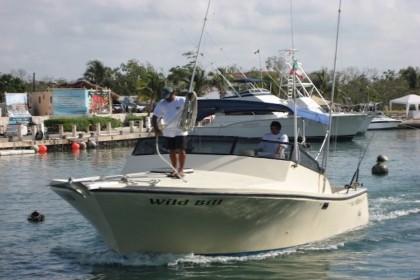 Wild Bill Riviera Maya pesca