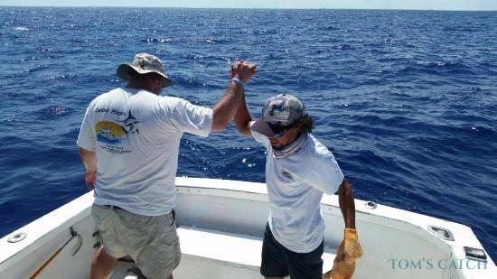 Charter de pesca Wild Bill