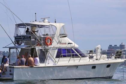 Yackatoon Sídney pesca