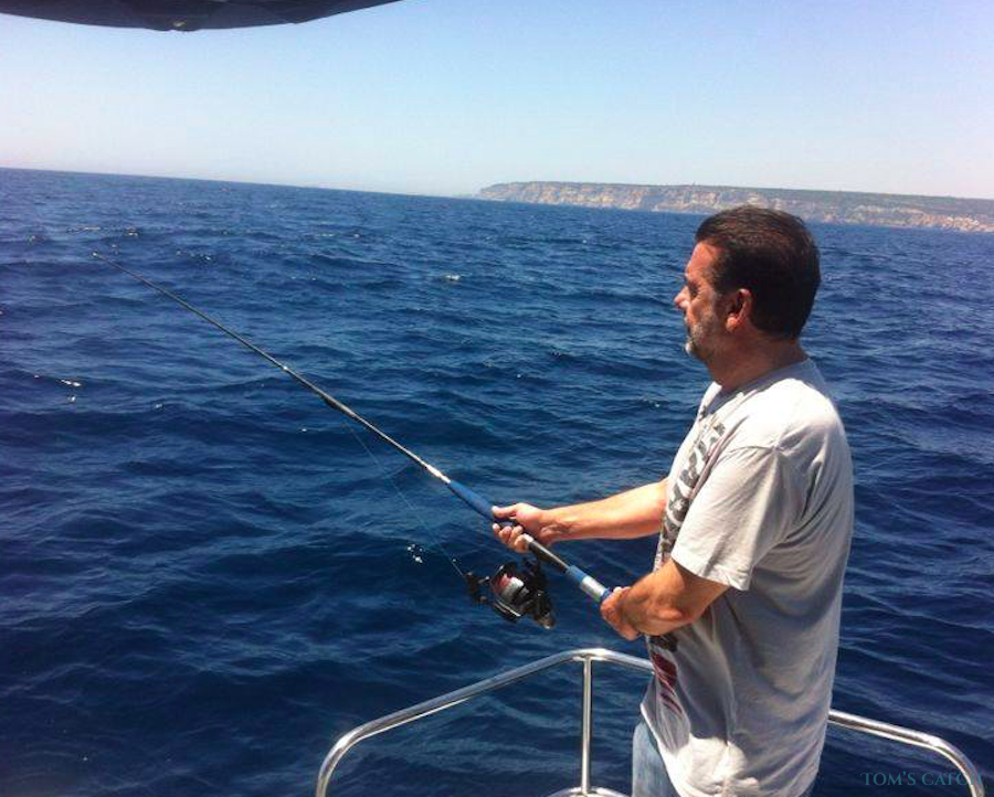 Charter de pesca Zahorita seis