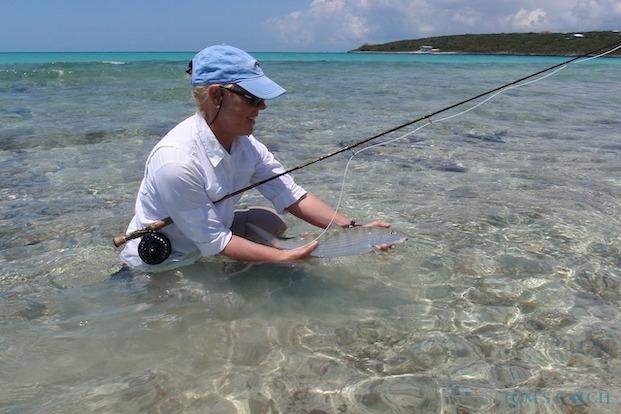 Pêche de Bonefish