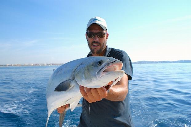 Leerfish fischen