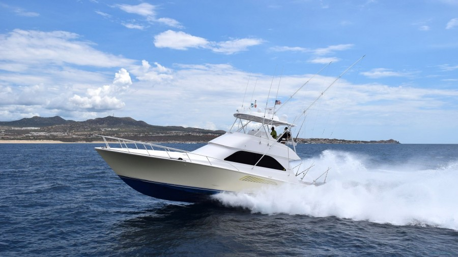 Fishing Charter 48ft Viking