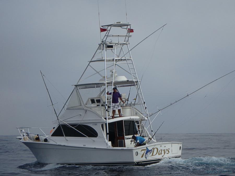 Fishing Charter 7 Days