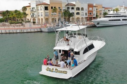 A & A Success Punta Cana fishing
