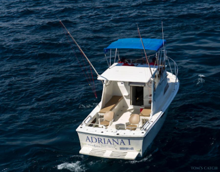 Fishing Charter Adriana