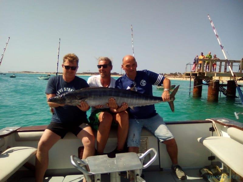 Fishing Charter Aleya