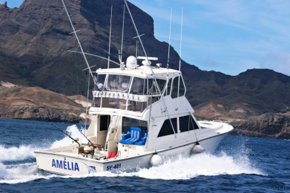 Amelia Cape Verde fishing