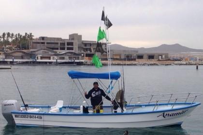 Anamar Cabo San Lucas fishing