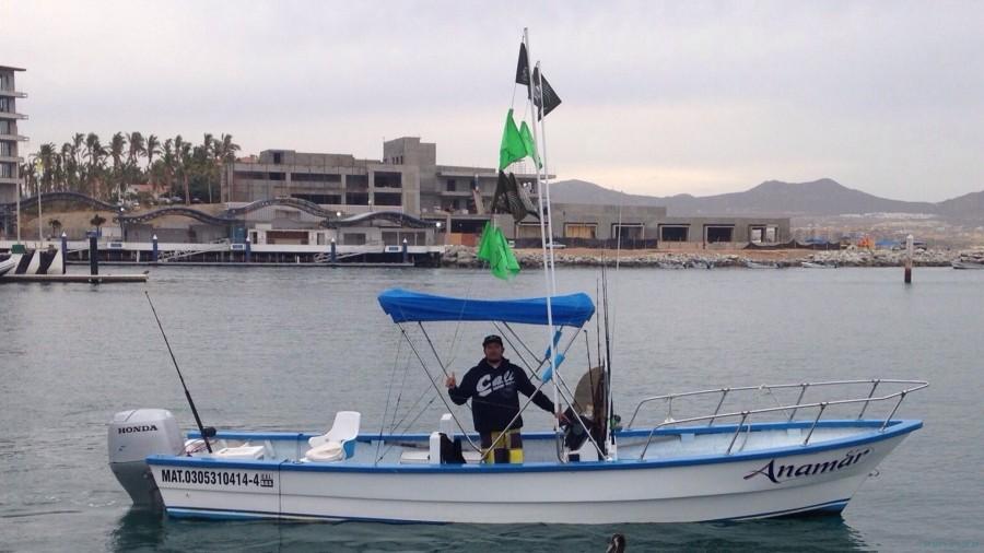 Fishing Charter Anamar