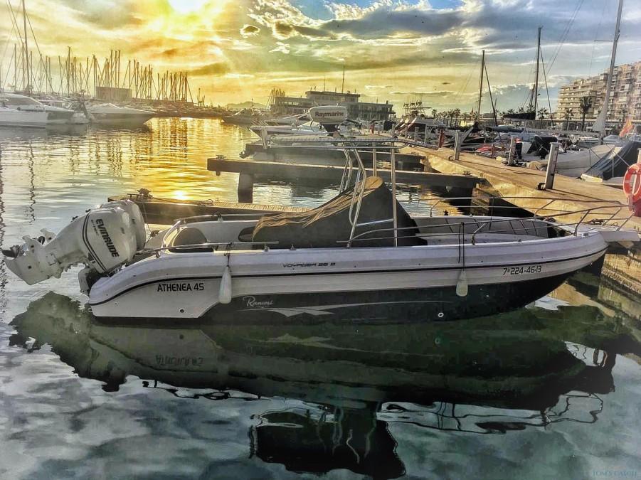 Fishing Charter Athenea