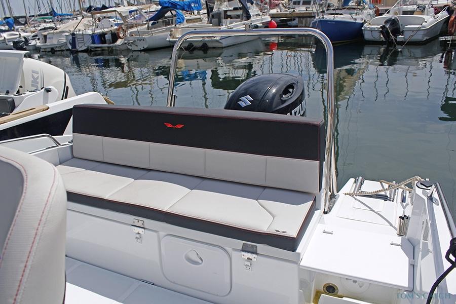 Fishing Charter Barracuda