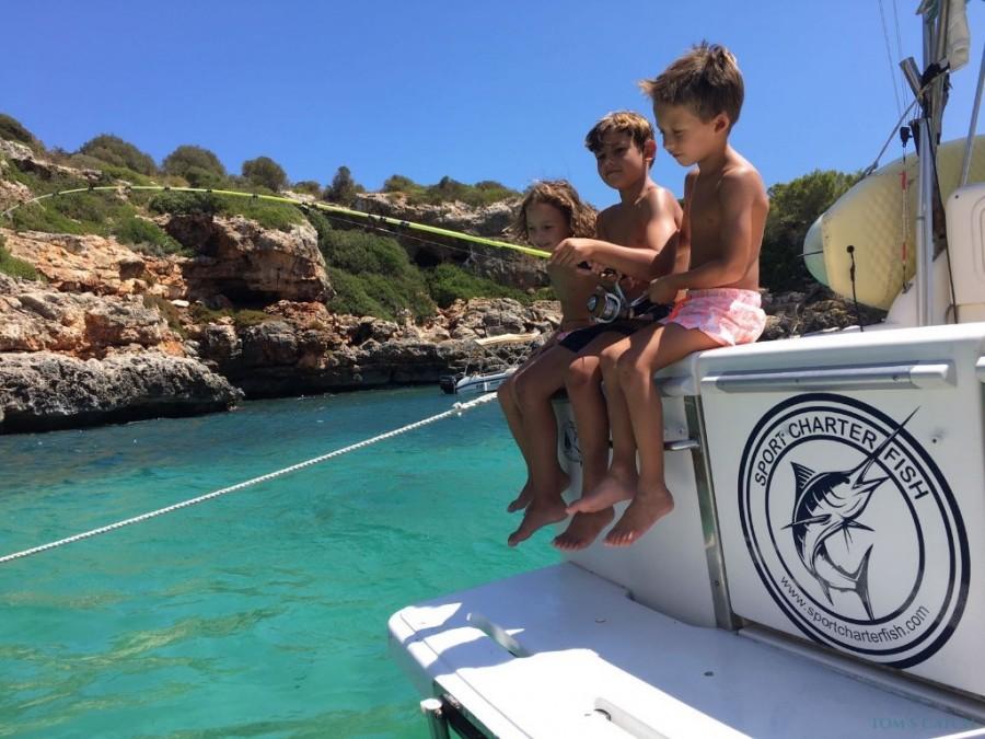 Fishing Charter BeBe-8