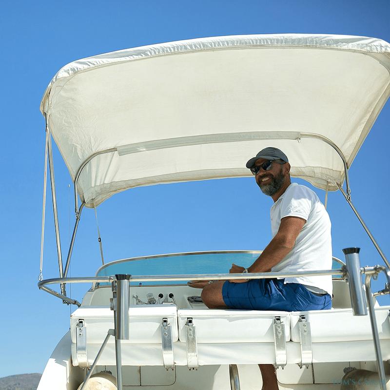 Fishing Charter Bertram 31ft Fishing Mirabello Bay