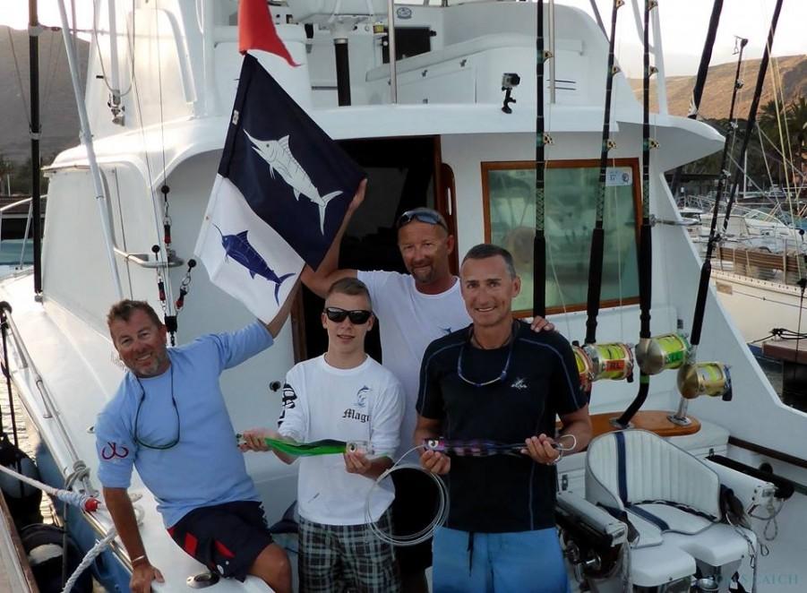 Fishing Charter Bertram