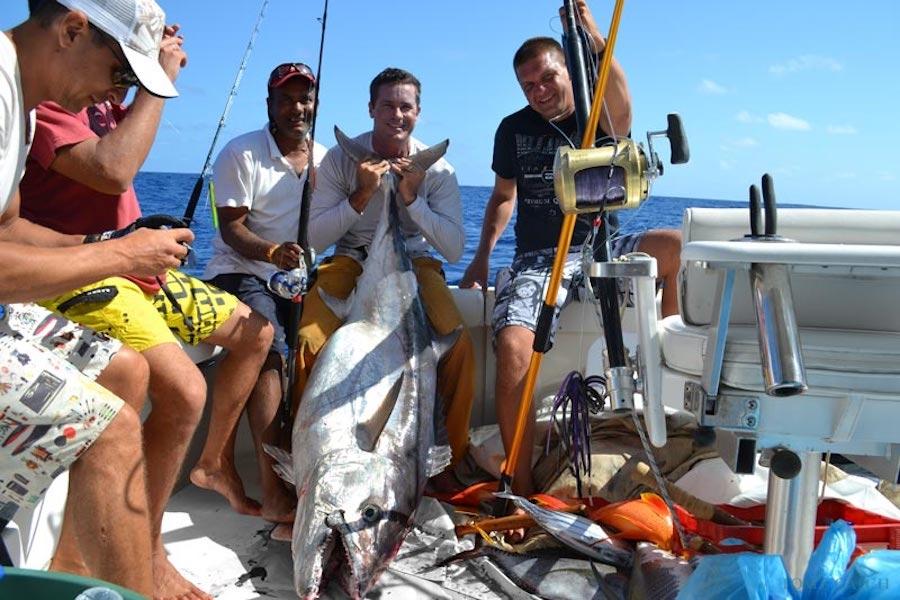 Fishing Charter Bertram JPH