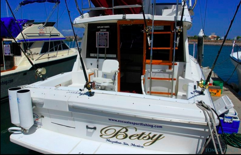 Fishing Charter Betsy