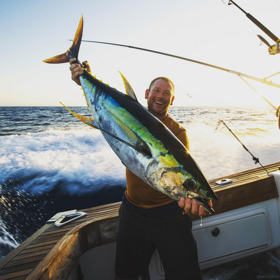 Fishing Charter Black Ops Business
