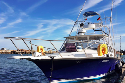 Fishing Charter Blue Rampage