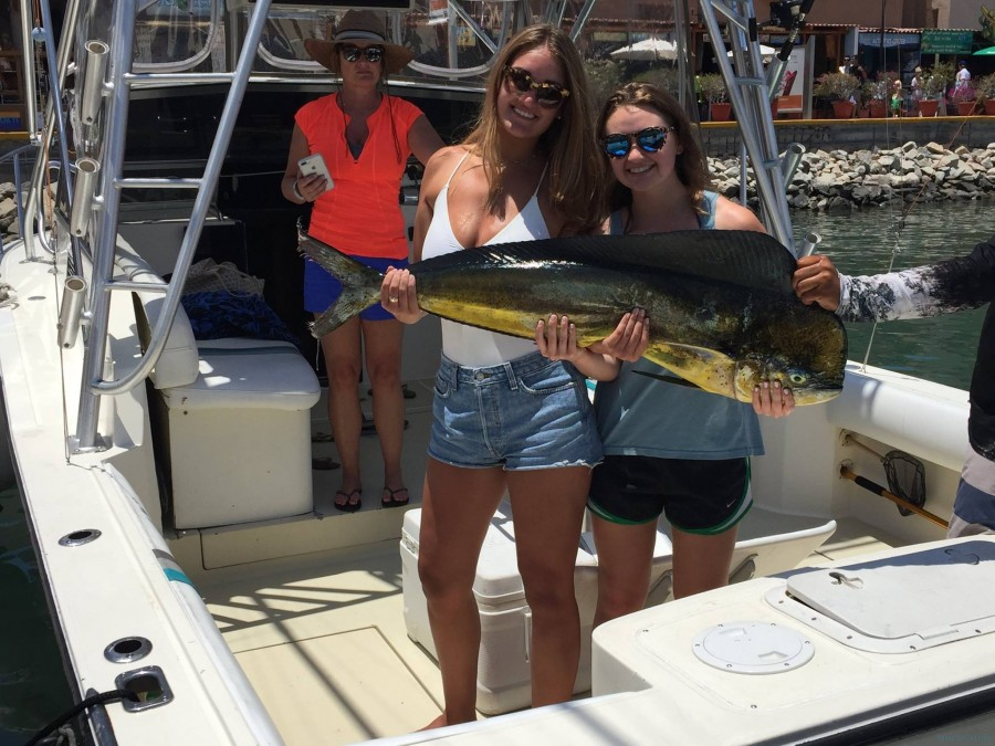 Fishing Charter Blue Water 72 ft
