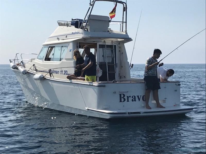 Fishing Charter Bravo