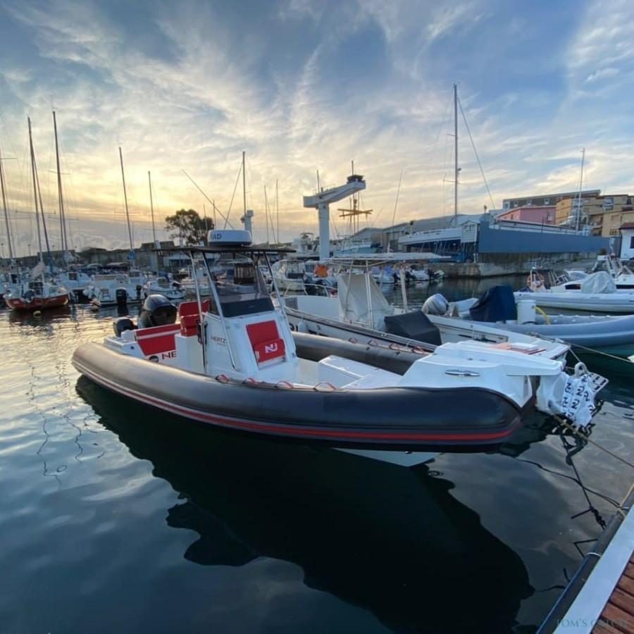 Fishing Charter Bythos