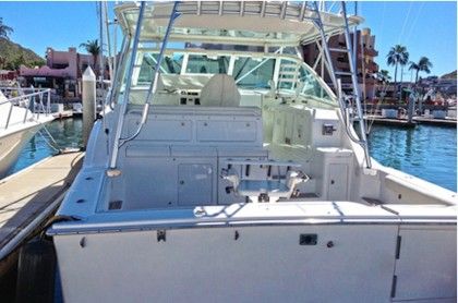 Fishing Charter Cabo 45