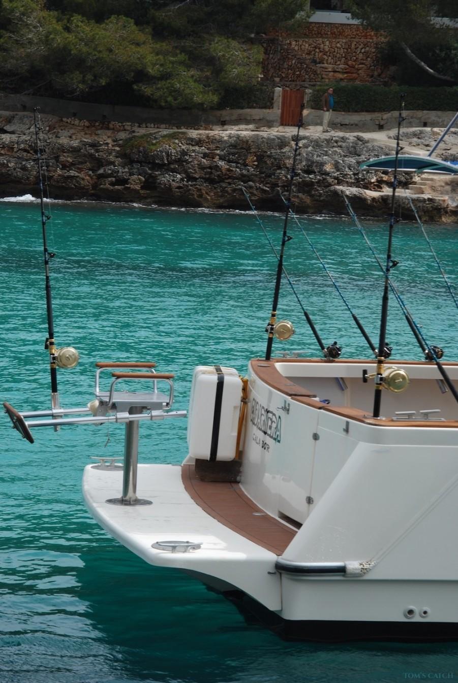 Fishing Charter Cadarnera