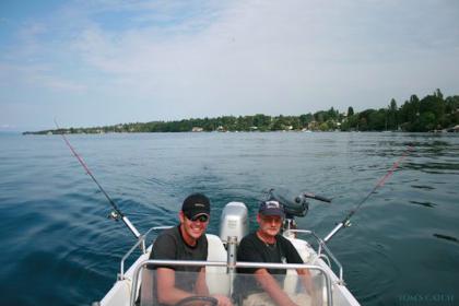 Fishing Charter Cap Camarat