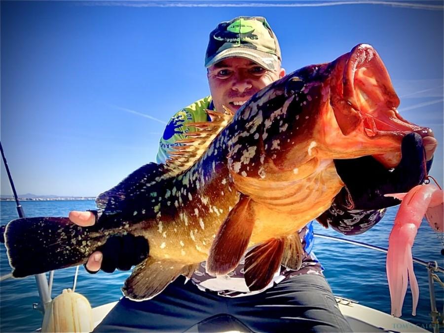 Fishing Charter Cap Salou Fishing