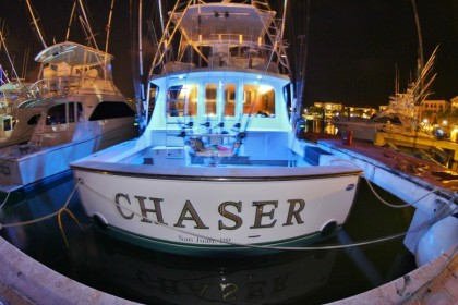 Chaser Punta Cana fishing