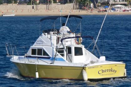 Cherokee Cabo San Lucas fishing