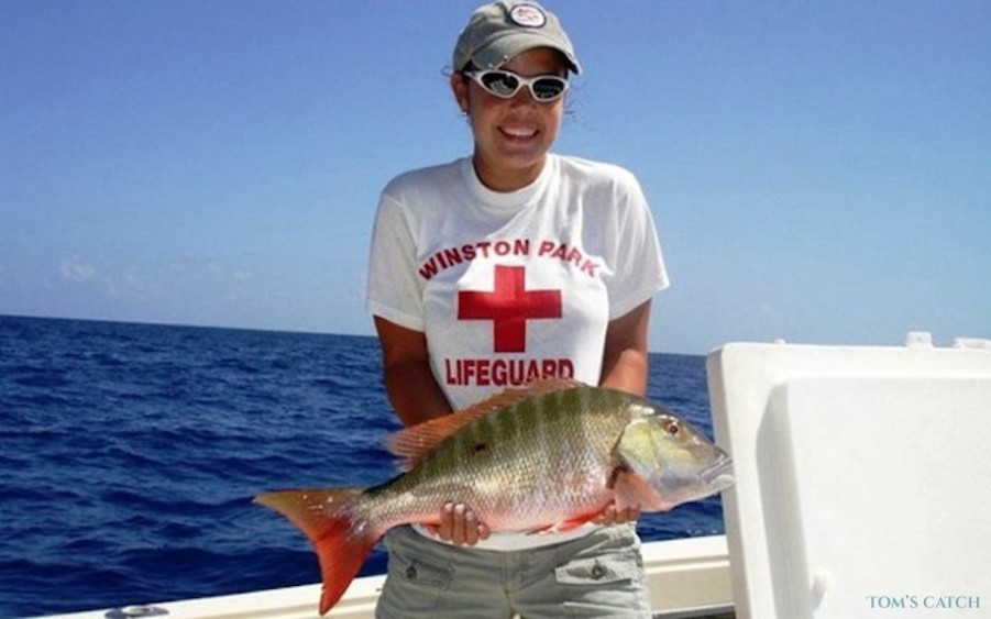 Fishing Charter Chutzpah Too