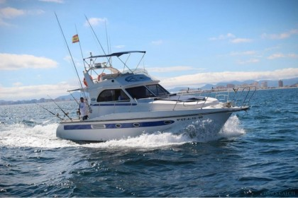 Fishing Charter Cruz II La Manga
