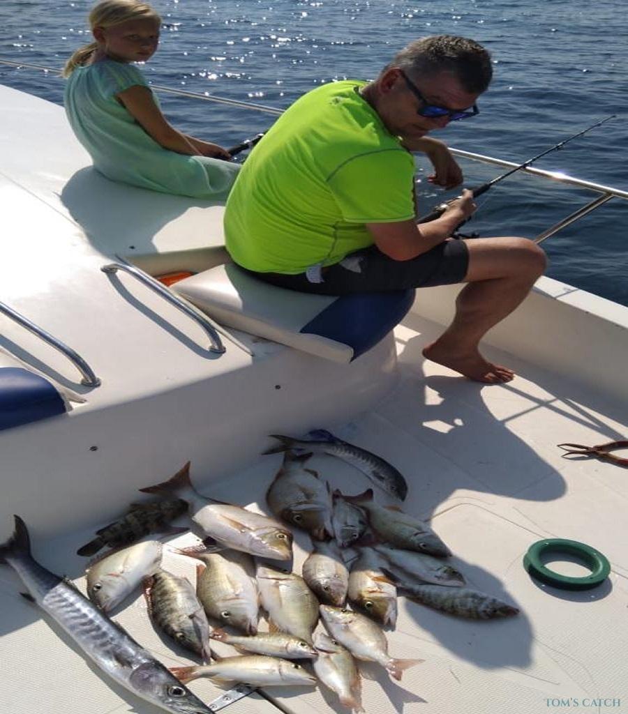 Fishing Charter D3-14