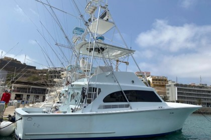 Deceiver Azores fishing