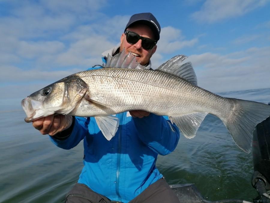 Fishing Charter Delta Seadevil
