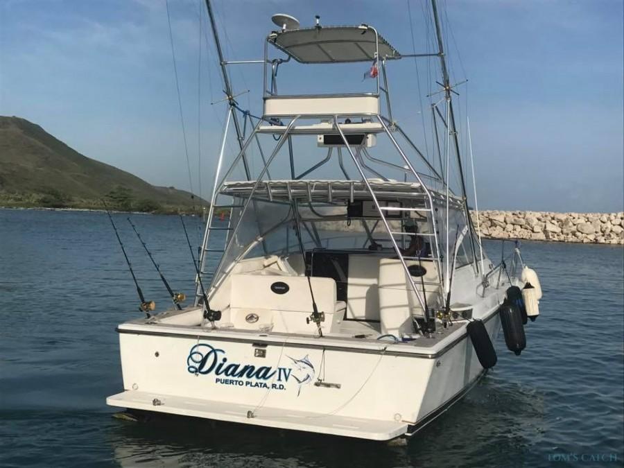 Puerto Plata fishing zone