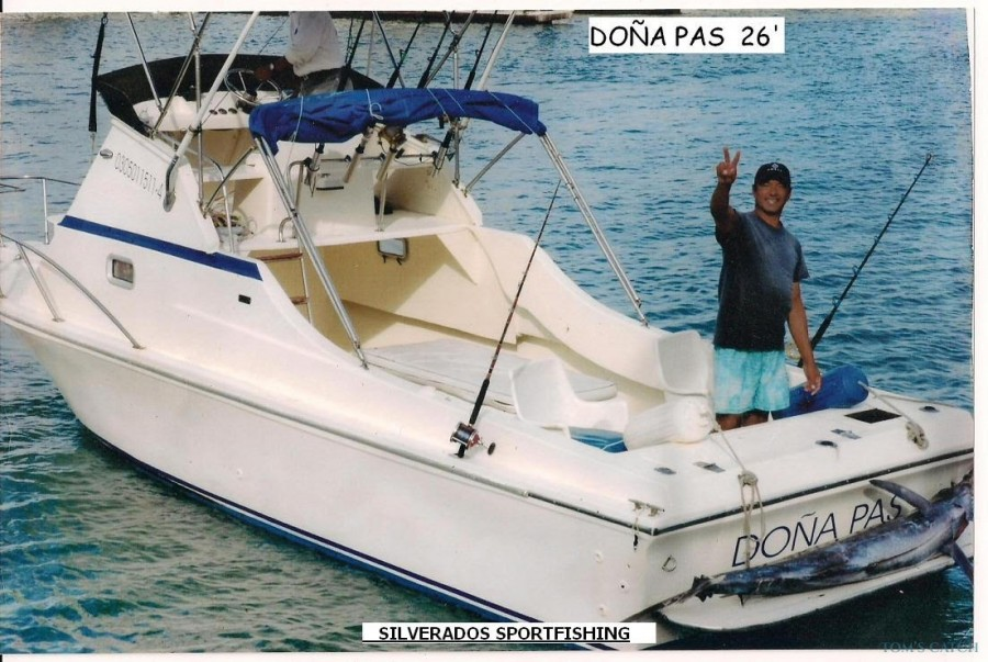 Fishing Charter Dona Pas