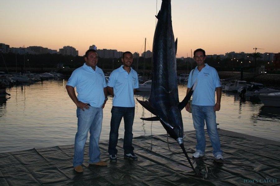 Fishing Charter Donzela