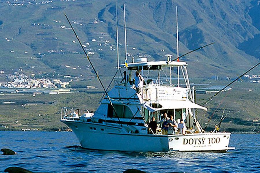 Fishing Charter Dotsy Too