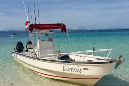 El Corrinche  fishing