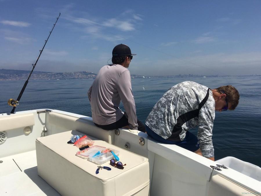 Fishing Charter El Tuna